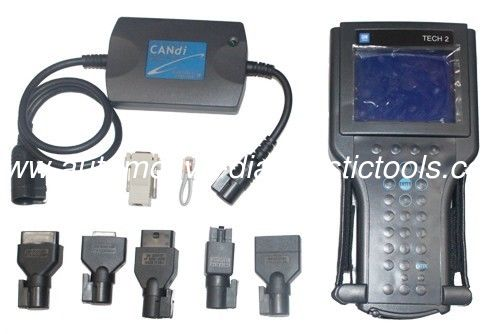 Professional GM Tech2 GM Diagnostic Scanner / Tester for GM, SAAB, OPEL, SUZUKI, ISUZU